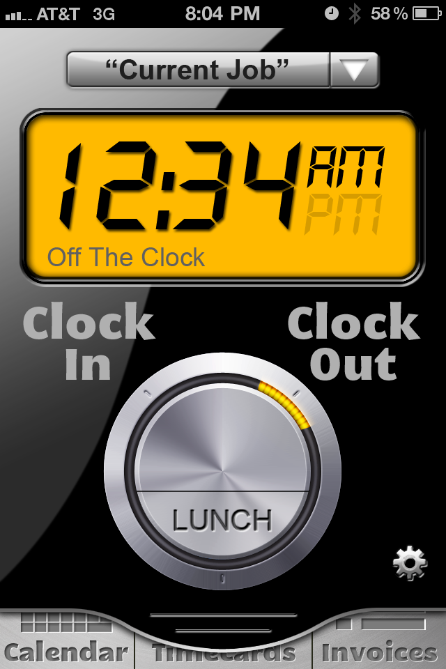 Timecard Pro has been submitted to the Apple App Store!!